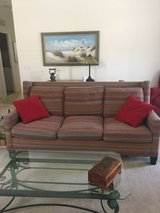 All feather filled high end couch in 29 Palms, California
