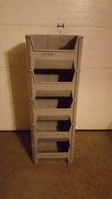5 Large Storage Bins For Parts Or Tools in Glendale Heights, Illinois