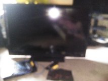 47 inch Vizio LCD flat screen TV and blue ray DVD player in Camp Pendleton, California