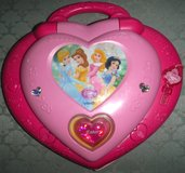 VTech Disney Princess Magical Learning Laptop in Orland Park, Illinois
