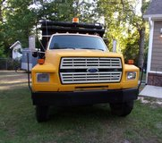 1989 Ford F800 Dump Truck Just REDUCED!!!Debris Hauler in Camp Lejeune, North Carolina