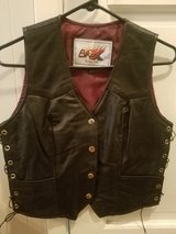 Women's Leather Vest in Cleveland, Texas