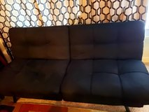 Black Futon in Camp Pendleton, California
