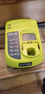 RYOBI ONE+ P113 CHARGE CENTER Battery Charger for 18v Li-Ion in Camp Lejeune, North Carolina