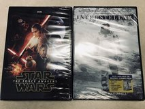DVDs, new in package in Tomball, Texas