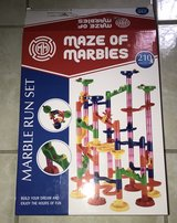 Marble Run in Houston, Texas