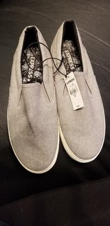 Gray shoes in Bolingbrook, Illinois