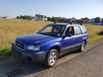 SUBARU FORESTER AUTOMATIC NEW INSPECTION only 87,000 miles in Ramstein, Germany