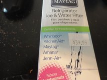 NEW water filter for whirlpool, kitchen aid, maytag, jenn-air, amana, roperUKF8001 in Fort Campbell, Kentucky