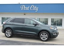 2015 Ford Edge SEL ECOBOOST LOW MILEAGE!!! in Cherry Point, North Carolina
