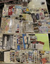 Giant Lot of Scrapbooking Supplies in Kingwood, Texas