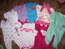Baby Girls Clothes 0/3 months in Alamogordo, New Mexico