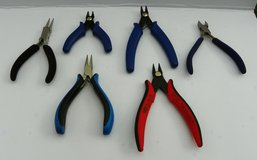 Jewelry Pliers ~ Mixed Set of 6 in Alamogordo, New Mexico