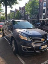 2014 Chevy Traverse in Ramstein, Germany