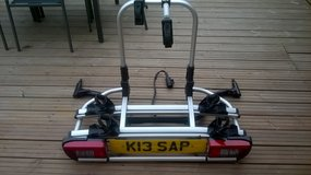BMW MINI COUNTRYMAN GENUINE BIKE RACK in Lakenheath, UK