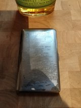 1940-1950 cigar/cigarette case in Lakenheath, UK