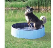 Dog pool (TRIXIE brand, used only once, like new) in Wiesbaden, GE