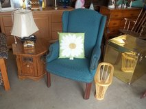 Queen Anne High Back Chair in Fort Riley, Kansas
