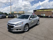 2015 CHEVROLET MALIBU LTZ SEDAN 4D 4-Cyl 2.5 LITER in Fort Campbell, Kentucky