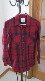 Red Plaid Shirt in Algonquin, Illinois