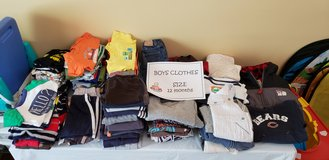 Boys Clothes Size 12 Month - 108 PC. Lot  (All seasons) in Joliet, Illinois