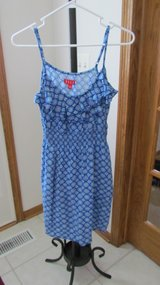Blue Sundress in Glendale Heights, Illinois