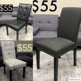 New Dining Chairs $55ea sets available in Travis AFB, California