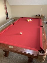 Beringer 8' Pool Table in Fort Campbell, Kentucky