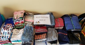 Boys Clothes Size 2T - 112 Pc. Lot (All seasons) in Joliet, Illinois