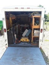 Work Trailer & All Tools in St. Louis, Missouri