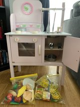 wooden kitchen toy and accessories in Okinawa, Japan