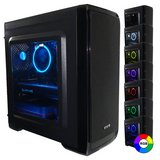 RYZEN Gaming PC with Warranty! Desktop Computer with RGB! in Fort Campbell, Kentucky