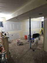 Drywall tile painting taping framing in St. Charles, Illinois