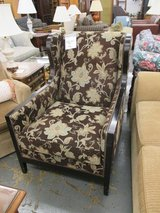 Brown Smithe-Kote Wing-back Chair in Westmont, Illinois