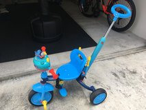 Thomas The Tank Engine Tricycle in Okinawa, Japan