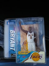Kobe Bryant collector figure Lakers Basketball in El Paso, Texas