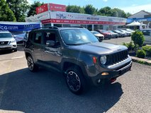 2017 Jeep Renegade Trailhawk 4×4 in Ramstein, Germany