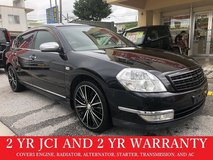 2 YR JCI AND 2 YR WARRANTY!! 2006 NISSAN TEANA!! FREE LOANER CARS AVAILABLE NOW!! in Okinawa, Japan
