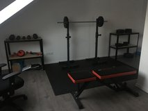 Weight Set in Ramstein, Germany