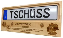 Hurry up !Licenseplateplaques summer sale ends Saturday 29th June 19 ! in Ramstein, Germany