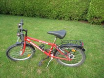 red bike for boys or girls in Ramstein, Germany