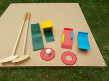 Kids Wooden Golf Set in Lakenheath, UK