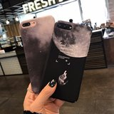 Black Sky Iphone Case in Okinawa, Japan