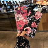 Floral Iphone Case in Okinawa, Japan