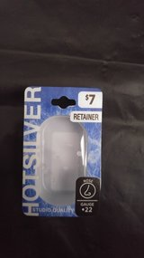 22 Gage Nose Ring Retainer Pack of 6 in Beaufort, South Carolina