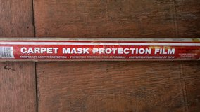 Plastic Carpet Protection Roll in Beaufort, South Carolina