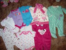 Baby Girls Clothes 0-3 months in Alamogordo, New Mexico