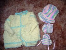 Baby Neutral Knitted/ Crochet Items in Alamogordo, New Mexico