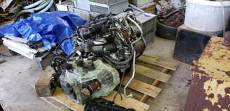 2015 vw diesel  engine in Conroe, Texas