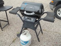 Propane Grill in Fort Riley, Kansas